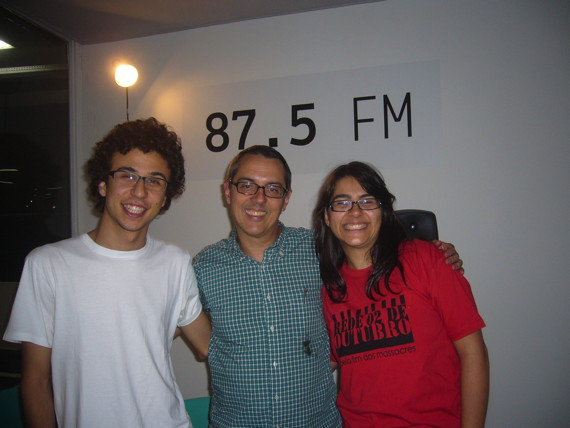 Ester Fér, Nuno Ramos