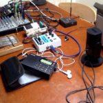 CWCH #2 Anna Friz table broadcast