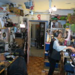 CWCH #2 AV studio of Billy Roisz & dieb13