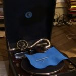 CWCH #4 DinahBird DJ equipment