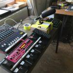 CWCH #7 Frauke Berg's working desk