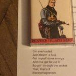 CWCH #8 DinahBird's Funk poem