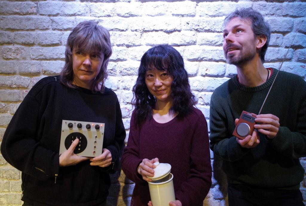 Sarah, Haco & Knut