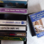 CWCH #4 Mobile Radio cassette collection
