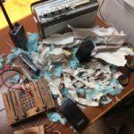 CWCH #9 Anna Friz cutting table