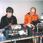 Knut & Toshi's setup